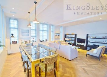 Thumbnail 3 bed flat to rent in Langham Street, London