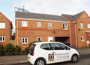 Thumbnail 2 bed end terrace house to rent in Water Lily Way, Nuneaton