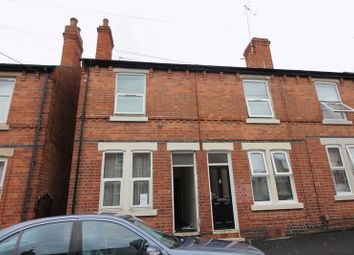 Thumbnail 3 bedroom terraced house to rent in Hazelwood Road, Nottingham