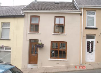 Thumbnail 3 bed terraced house for sale in Suffolk Place, Ogmore Vale, Bridgend