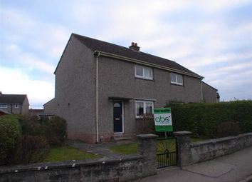 Thumbnail 2 bed semi-detached house for sale in Cockburn Place, Elgin, Moray