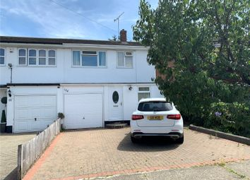 Hazlemere Road, Benfleet, Essex SS7. 4 bed semi-detached house