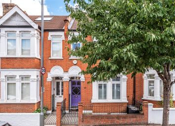 Thumbnail 5 bedroom terraced house for sale in Muncaster Road, London