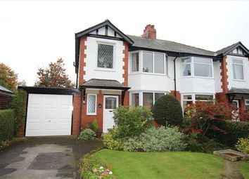 Thumbnail 3 bedroom property for sale in Woodplumpton Lane, Preston
