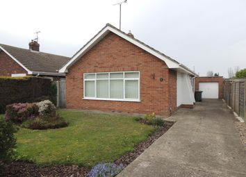 Thumbnail 2 bed detached bungalow to rent in Mills Drive, Corton, Lowestoft