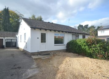 Thumbnail 2 bed semi-detached bungalow to rent in Kingfisher Way, Ringwood