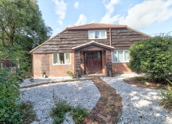 Thumbnail 5 bed detached house for sale in Exbury Road, Blackfield, Southampton