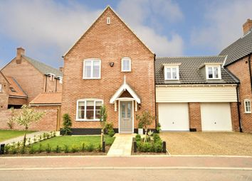 Thumbnail 3 bed link-detached house for sale in Ashburton Close, Wells-Next-The-Sea