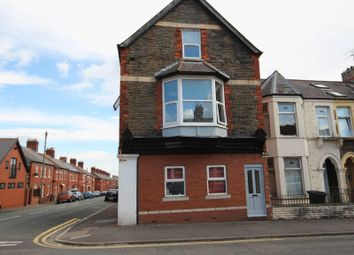 Thumbnail Property for sale in Monthermer Road, Cathays, Cardiff