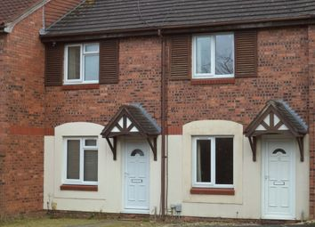 Thumbnail 2 bed terraced house to rent in Saddleback Road, Shaw, Swindon