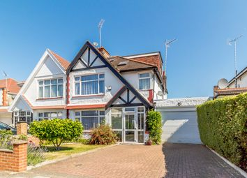 Thumbnail 4 bed semi-detached house for sale in Kingsway, Wembley
