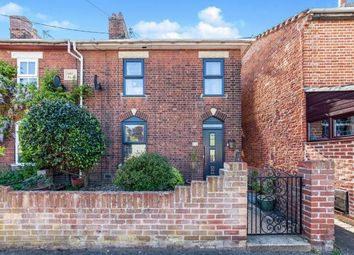 Thumbnail 3 bed end terrace house for sale in Beccles, Suffolk