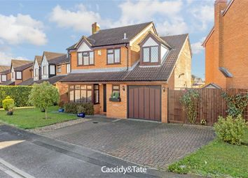 Thumbnail 4 bed detached house to rent in Warminster Close, Luton, Bedfordshire