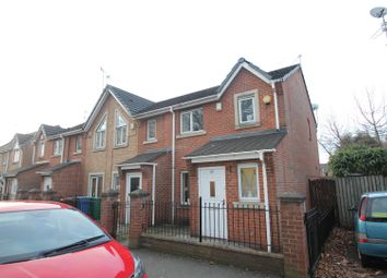 Thumbnail 3 bed end terrace house for sale in Rolls Crescent, Hulme, Manchester