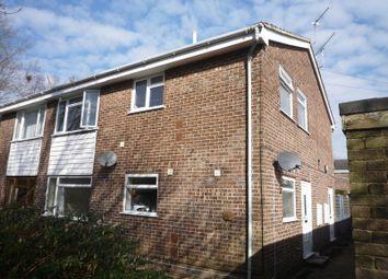 Thumbnail 2 bed flat to rent in Cornforth Road, Calmore, Southampton