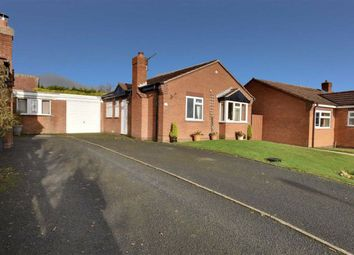 Dhustone Close, Ludlow, Shropshire SY8. 2 bed bungalow for sale