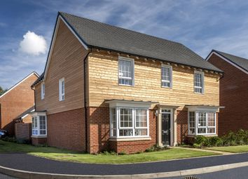 "Thumbnail 4 bed detached house for sale in ""Chestnut"" at Blackwall Road South, Willesborough, Ashford"