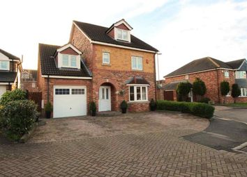 Thumbnail 5 bed detached house for sale in Constable Drive, Ossett