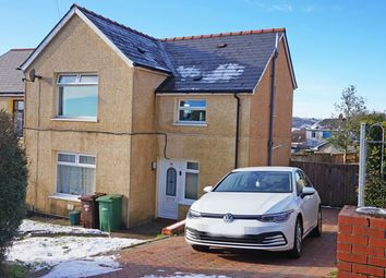 Thumbnail 3 bed semi-detached house for sale in Hengoed Road, Hengoed