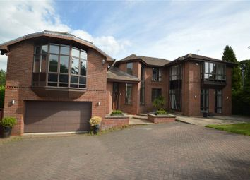 Thumbnail 5 bed detached house to rent in Ringley Park, Whitefield, Manchester