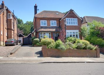 Thumbnail 6 bed detached house for sale in Old Park Ridings, Winchmore Hill
