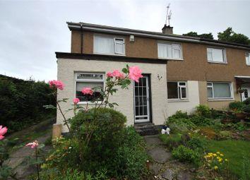 Thumbnail 3 bed semi-detached house for sale in Woodside Avenue, Lenzie, Kirkintilloch, Glasgow