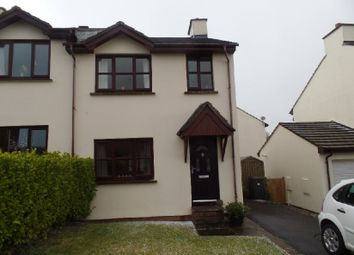 Thumbnail 3 bed semi-detached house to rent in 27 Campion Way, Abbeyfields, Douglas, East, Douglas, Isle Of Man
