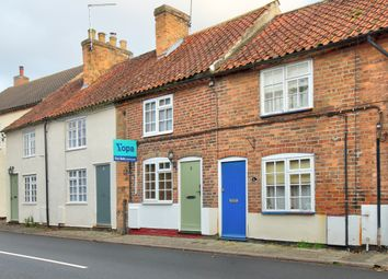Thumbnail 2 bed terraced house for sale in Main Street, Fiskerton, Southwell