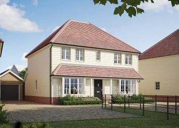 Thumbnail 4 bed detached house for sale in Colchester Road, Halstead Essex