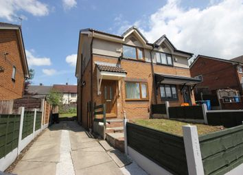 Thumbnail 2 bed semi-detached house for sale in Magpie Lane, Oldham