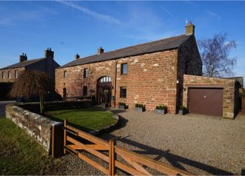 Thumbnail 5 bed barn conversion for sale in Milburn, Penrith