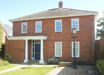 Thumbnail 4 bed detached house for sale in Royce Way, West Wittering, Chichester