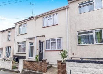 Thumbnail 3 bedroom terraced house for sale in Edinburgh Road, Chatham, Kent
