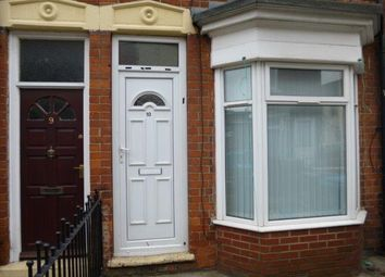 Thumbnail 2 bed terraced house to rent in Glencoe Villas, Hull