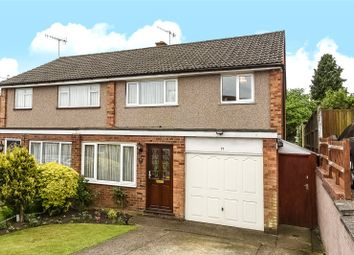 Thumbnail 3 bed semi-detached house for sale in Homefield Road, Bushey, Hertfordshire