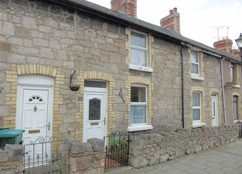 Thumbnail 2 bed terraced house for sale in Rosehill, Old Colwyn Colwyn Bay, Conwy