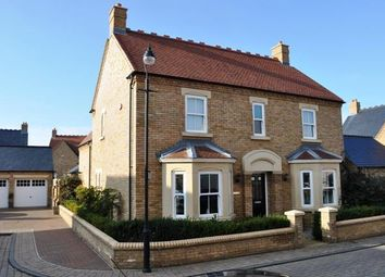 Thumbnail 4 bedroom property for sale in Stephenson Walk, Stotfold, Hitchin