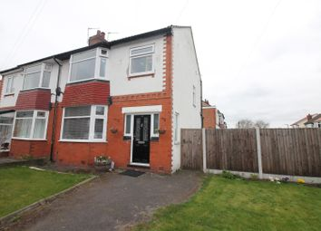 Thumbnail 3 bed semi-detached house for sale in Brook Road, Urmston, Manchester