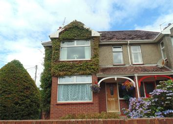 Thumbnail 4 bed semi-detached house for sale in 4 Crowhill, Haverfordwest, Pembrokeshire