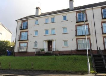 Thumbnail 1 bed flat to rent in Garry Drive, Paisley