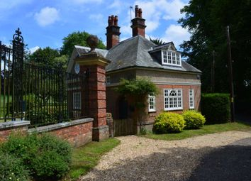 Thumbnail 2 bed detached house to rent in Chilton Foliat, Hungerford