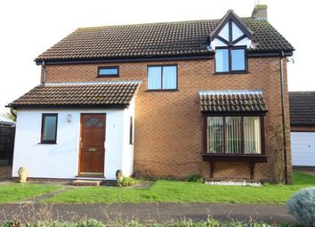 Thumbnail 4 bed detached house for sale in Lea Brooks Close, Warboys, Huntingdon