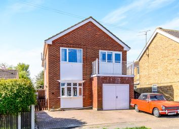 Thumbnail 4 bed detached house for sale in Osborne Gardens, Herne Bay
