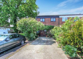 Thumbnail 3 bed end terrace house for sale in Lundy Close, Southampton