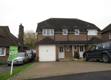 Thumbnail 3 bed semi-detached house to rent in Hawkswood Drive, Hailsham
