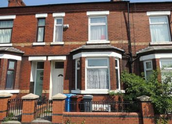 Thumbnail 3 bed terraced house for sale in Capital Road, Openshaw, Manchester
