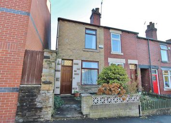 Thumbnail 2 bedroom end terrace house for sale in Alderson Road North, Highfield, Sheffield