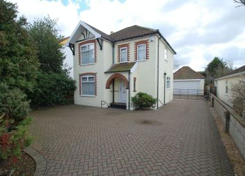 Thumbnail 3 bed detached house to rent in Plumstead Road, Norwich