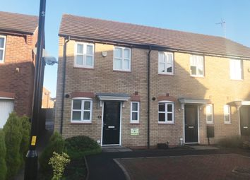 Thumbnail 2 bed end terrace house to rent in Jersey Close, Stoke Village, Coventry