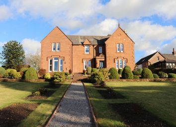 Thumbnail 4 bed detached house for sale in St. Brydes Terrace, Lockerbie